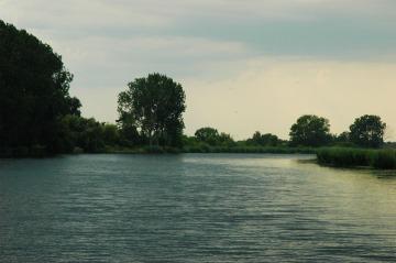 5. de Peene rivier