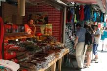 Swinoujscie zwarte markt