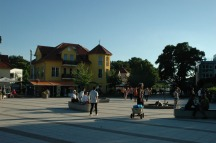 Karlshagen promenade